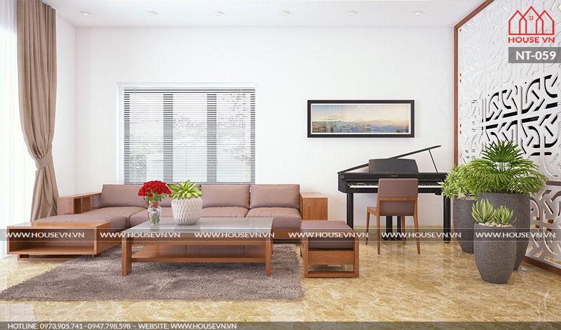 Tư vấn lựa chọn và bày trí nội thất phòng khách đẹp thu hút