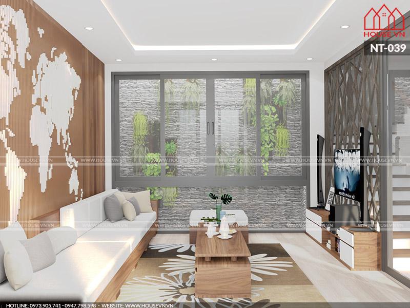 Ý tưởng thiết kế nội thất nhà 4 tầng dân dụng công năng thông minh, tiện dụng
