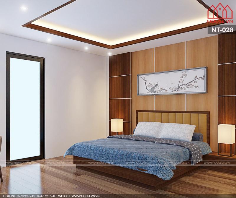 Cách bày trí nội thất phòng ngủ gọn gàng, tiện nghi