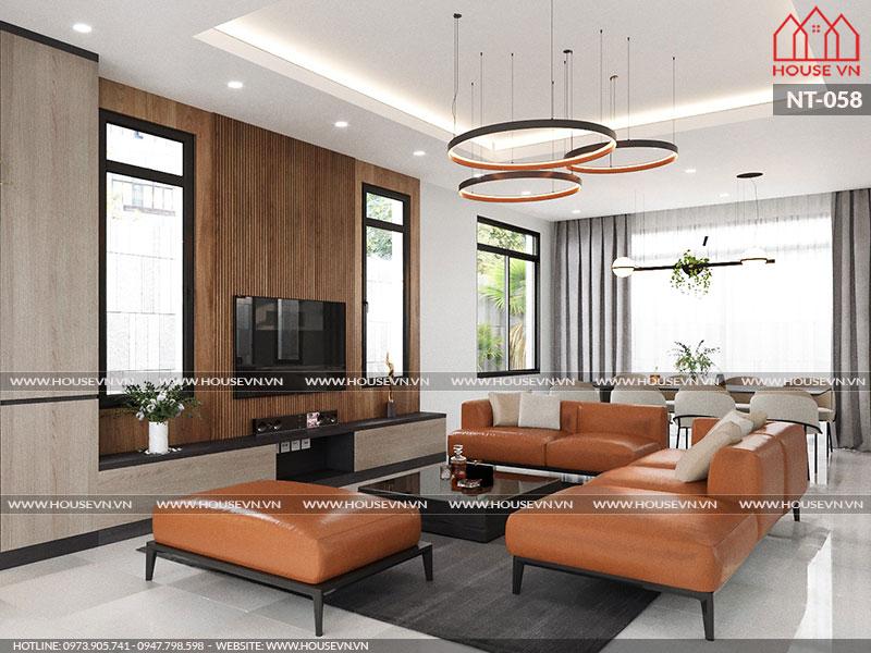 Thiết kế nội thất biệt thự Vinhomes Imperia đẹp đẳng cấp, NT-058