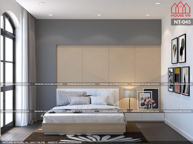 Hướng dẫn lựa chọn nội thất phòng ngủ đẹp hiện đại, tiện nghi