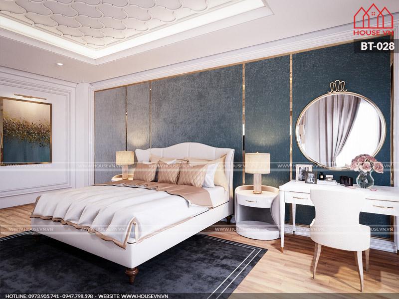 Tham khảo mẫu nội thất phòng ngủ được thiết kế theo xu hướng mới nhất