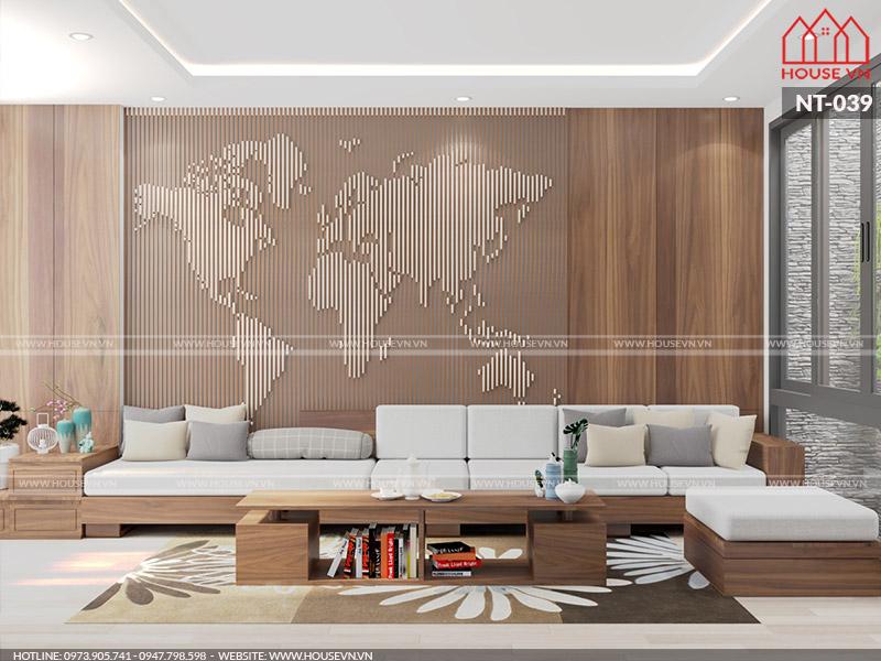 Gợi ý cách lựa chọn nội thất phòng khách phù hợp với không gian
