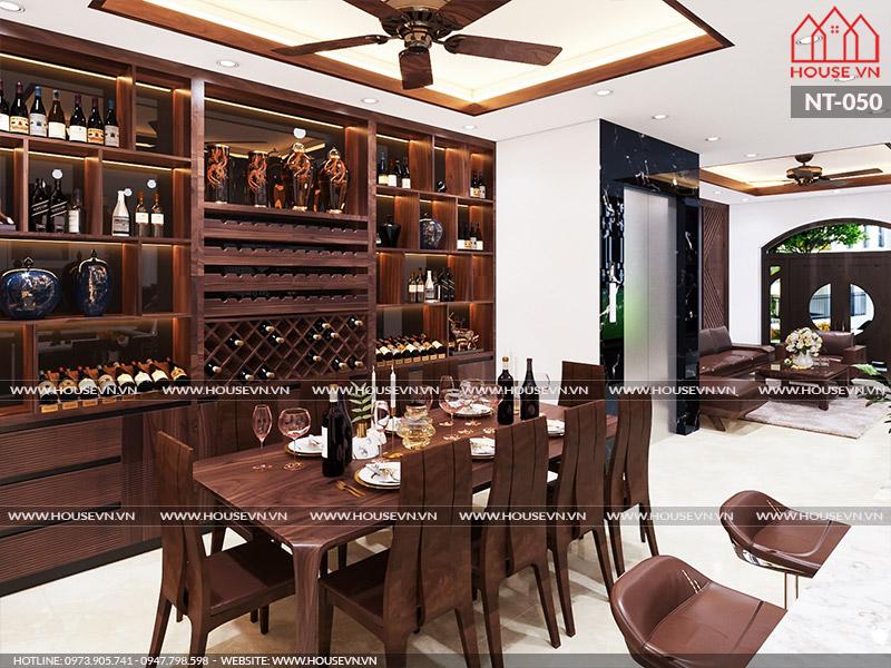 Những mẫu nội thất phòng bếp ăn hiện đại đẹp đầy đủ tiện nghi, ngăn nắp