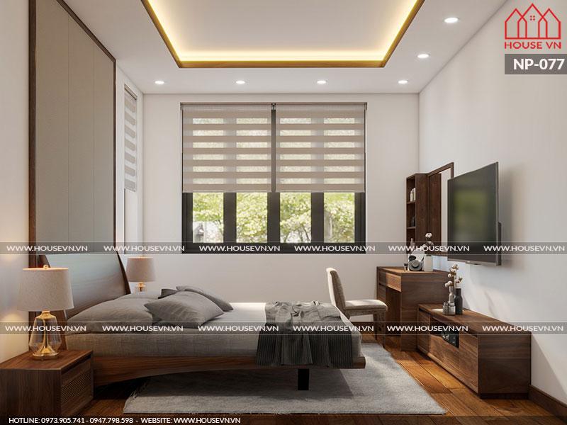 Ý tưởng bày trí nội thất phòng ngủ đẹp nhẹ nhàng, đem lại cảm giác thư thái, dễ chịu