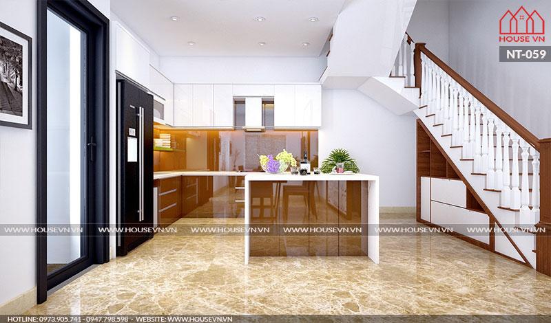 Tư vấn cách bày trí nội thất phòng bếp ăn hợp phong thủy