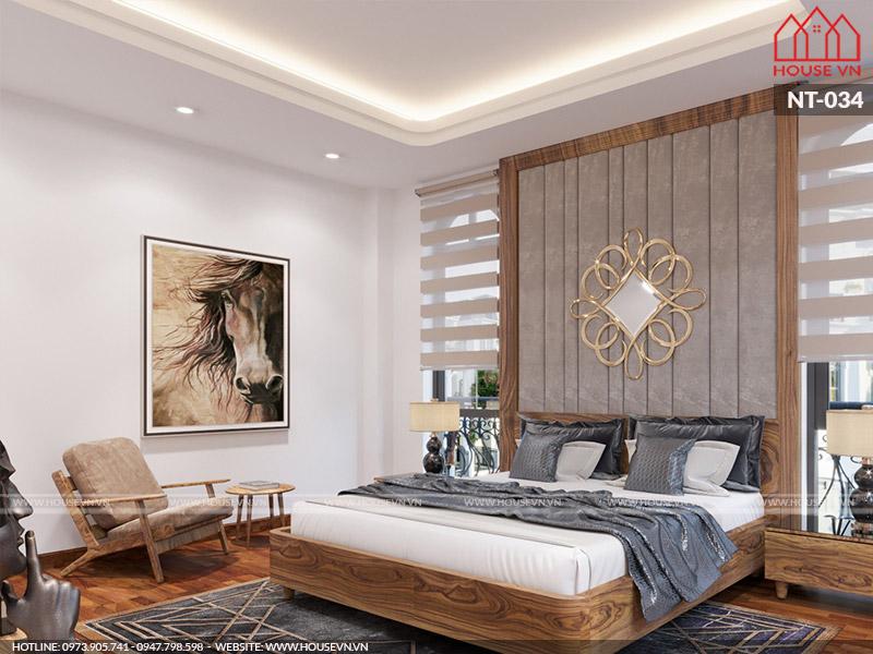 Housevn - địa chỉ thiết kế nội thất phòng ngủ đáng tin cậy nhất hiện nay