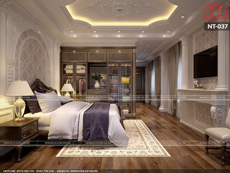 Phương án thiết kế nhà vệ sinh trong phòng ngủ đẹp đủ tiện nghi