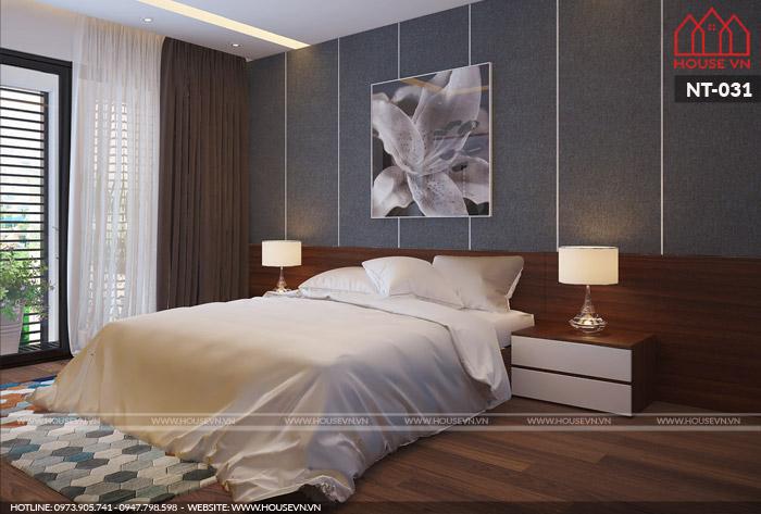 Nội thất phòng ngủ bố trí theo phong thủy mang may mắn và hạnh phúc
