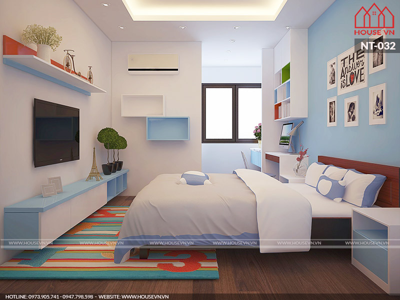 Tham khảo cách trang trí phòng ngủ con gái đẹp được yêu thích nhất