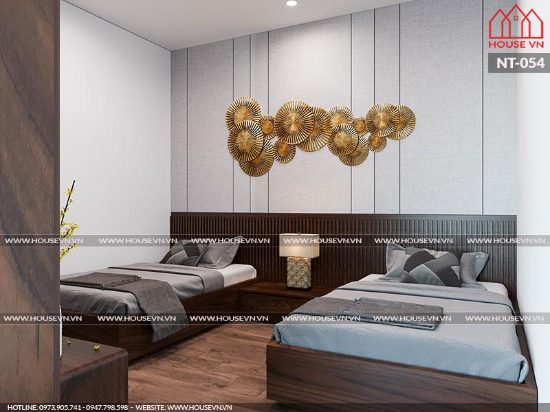Khám phá những thiết kế phòng ngủ tiện nghi dành cho 2 người