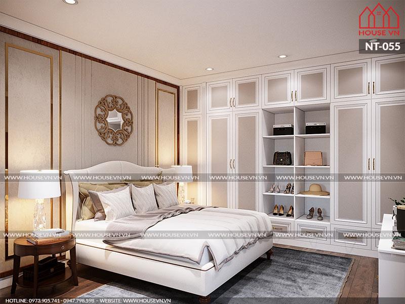 Gợi ý thiết kế nội thất phòng ngủ theo xu hướng thịnh hành hiện nay