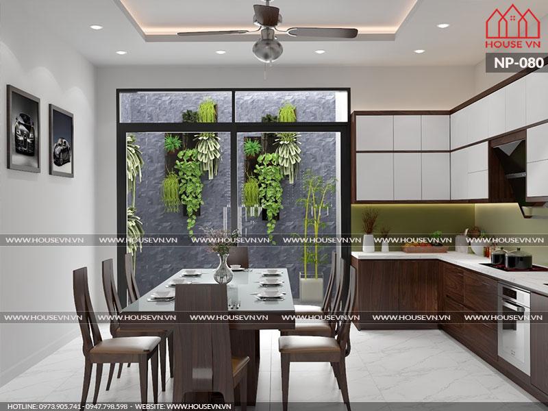 Tư vấn thiết kế nhà bếp hiện đại thuyết phục mọi chủ đầu tư