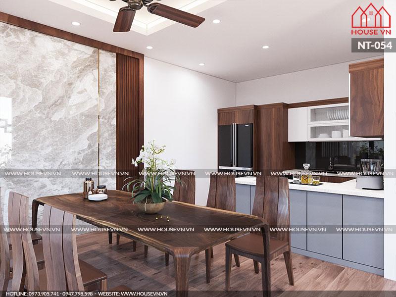 Tham khảo lựa chọn và bày trí nội thất bếp ăn gọn gàng, ngăn nắp