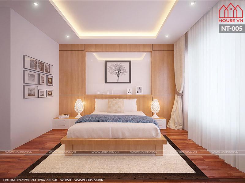 Những mẫu thiết kế nội thất phòng ngủ kiểu vintage đơn giản mà đẹp mắt