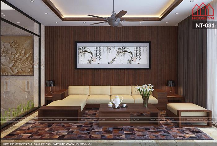 Cách bày trí nội thất phòng khách đẹp sang trọng, ấn tượng