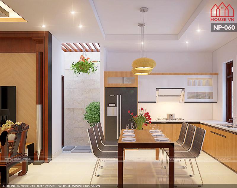 Tìm hiểu xu hướng thiết kế nội thất phòng ăn hot nhất năm 2018