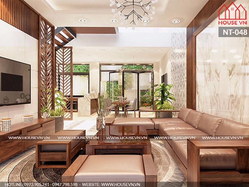 Thiết kế nội thất sang trọng cho biệt thự Paris Vinhomes Imperia