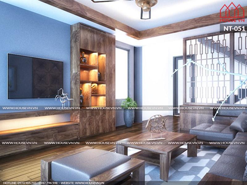 Thiết kế mẫu nội thất biệt thự Vinhomes Imperia