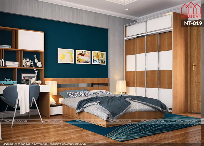 Ý tưởng thiết kế nội thất phòng ngủ theo xu hướng mới nhất hiện nay