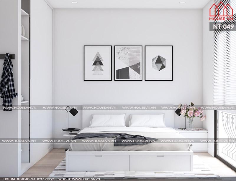 Gợi ý bày trí nội thất phòng ngủ khoa học, thuận tiện sinh hoạt