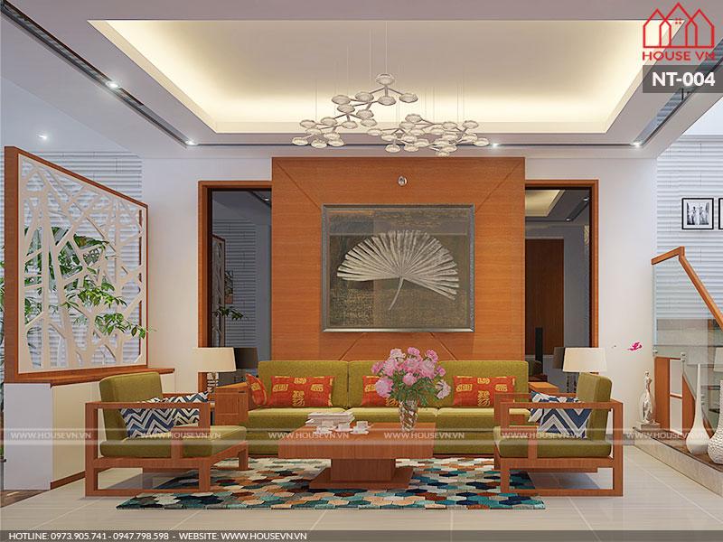 Mẫu thiết kế nội thất hiện đại đẹp lạ mắt