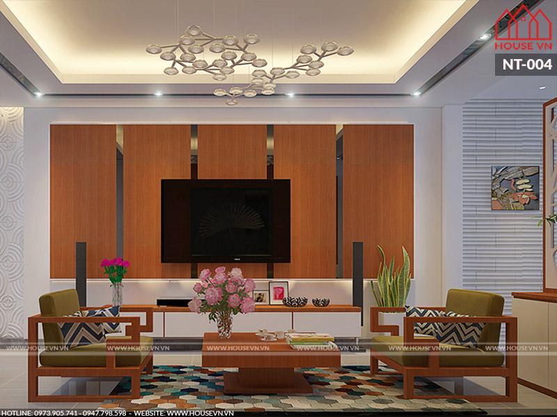 Cách trang trí không gian phòng khách hiện đại đẹp mà tinh tế