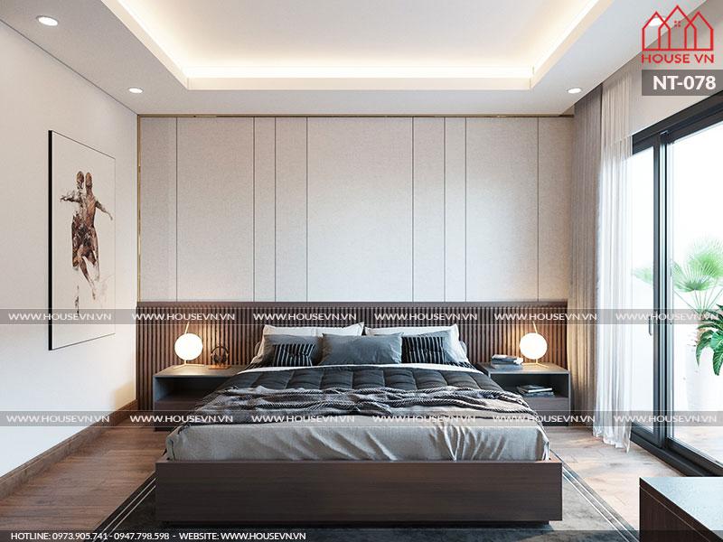 Tham khảo những cách bày trí nội thất phòng ngủ đẹp đủ tiện nghi
