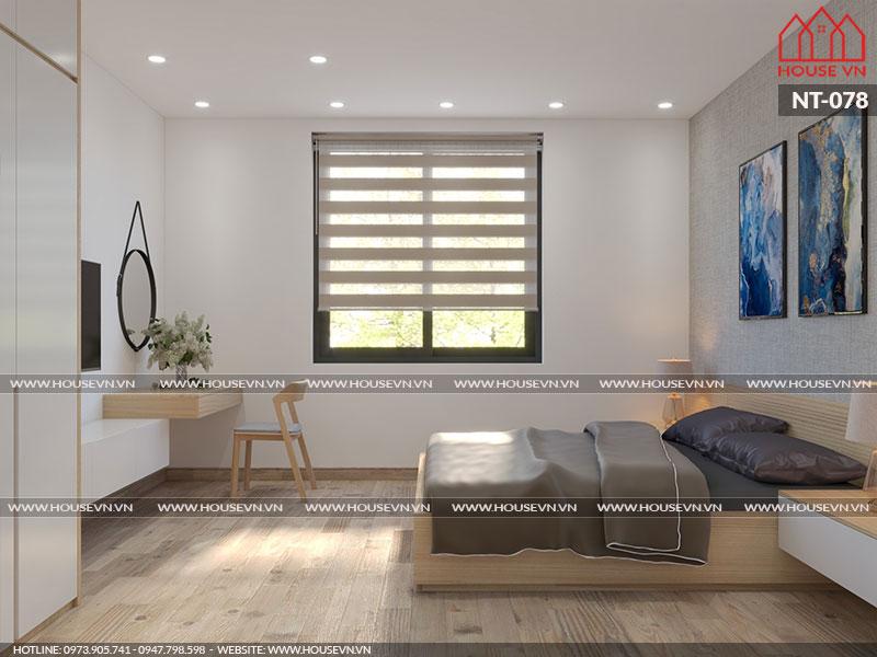 Gợi ý lựa chọn và sắp xếp nội thất phòng ngủ gọn gàng, ngăn nắp