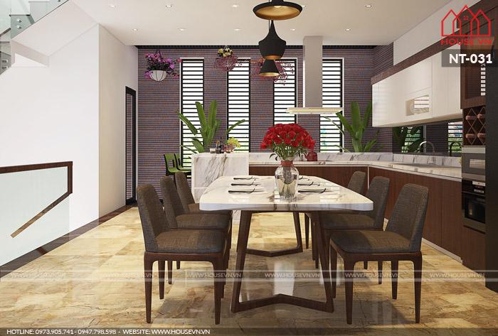 Đón xem phong cách thiết kế nội thất phòng bếp với tủ bếp chữ L hiện đại tiện nghi nhất