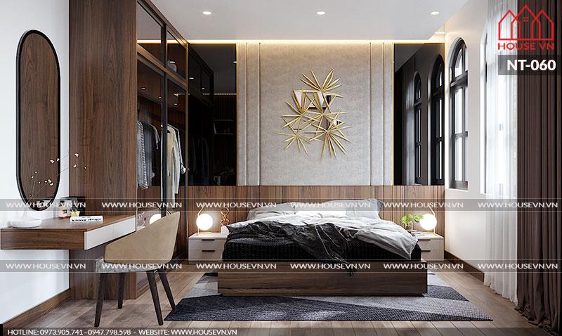 Bộ sưu tập mẫu nội thất phòng ngủ được ưa chuộng nhất hiện nay