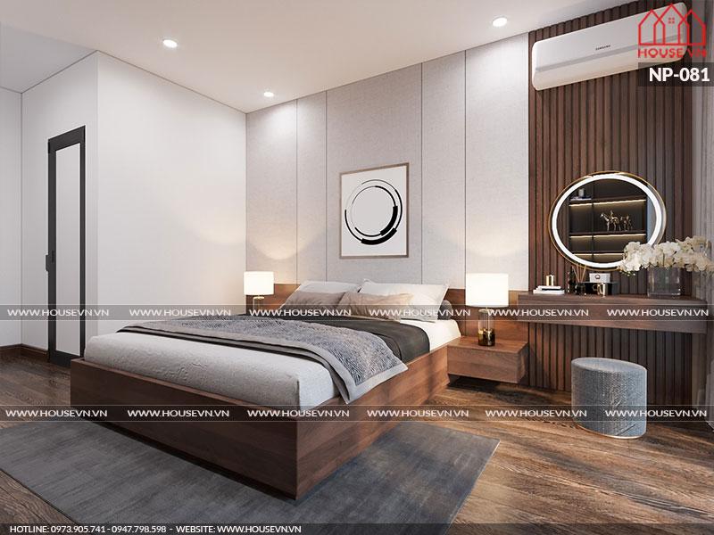 Tham khảo những mẫu thiết kế nội thất phòng ngủ ấm cúng năm 2020