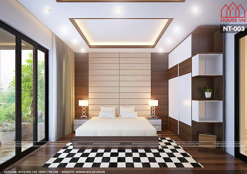 phong thủy cho phòng ngủ hiện đại đẹp và tiện nghi nhất
