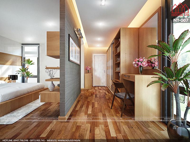 nội thất phòng ngủ tiện nghi tại Hải Phòng