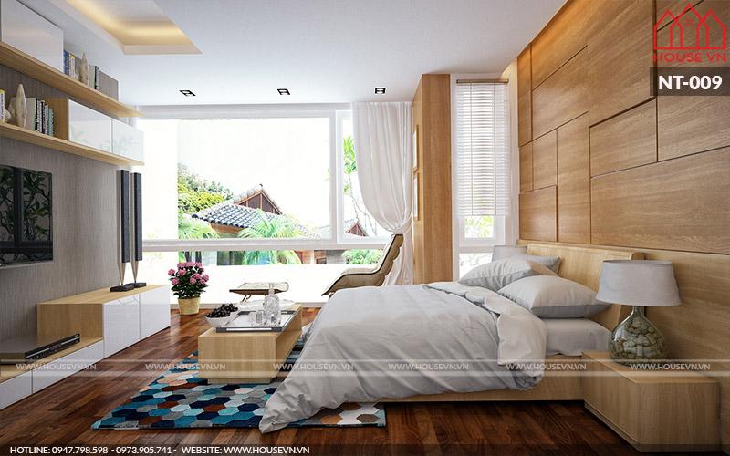nội thất phòng ngủ đẹp cho mọi lứa tuổi