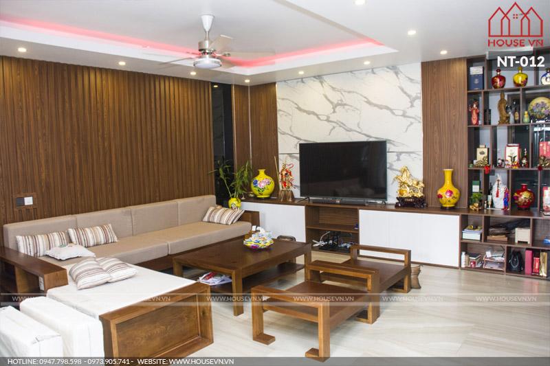 housevn thiết kế thi công nội thất trọn gói tại móng cái