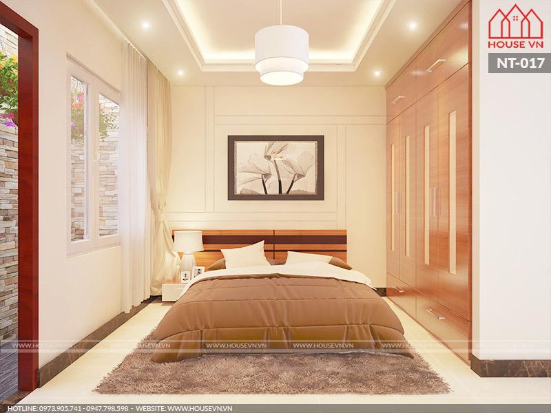 mẫu nội thất phòng ngủ hiện đại đơn giản