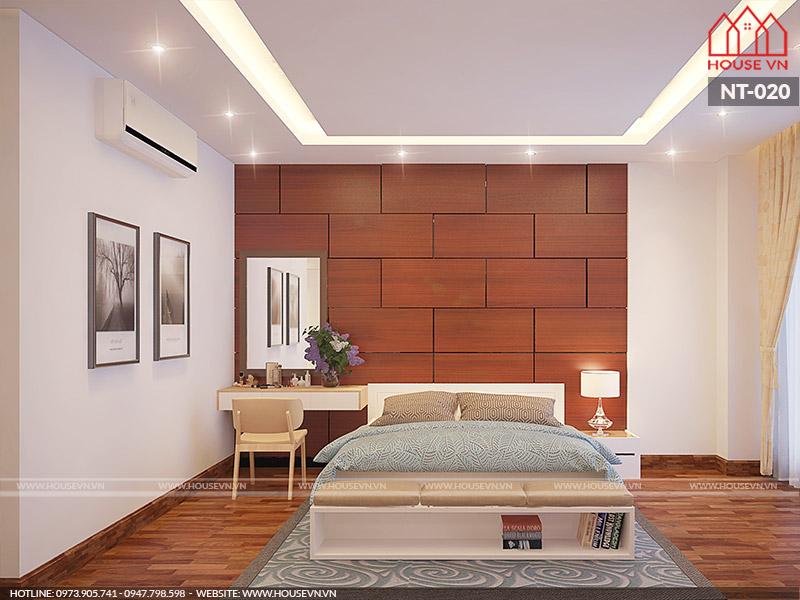 thiết kế phòng ngủ 9m2 đẹp và cao cấp