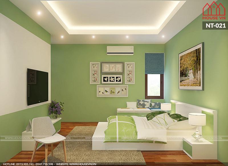 mẫu phòng ngủ dành cho con đẹp và sáng tạo
