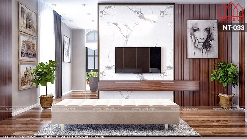 thiết kế và bày trí nội thất phòng ngủ đẹp