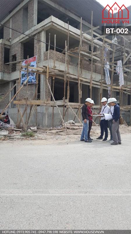 Xay biet thu tron goi 3 tang dien tich 120m2 Hai Phong